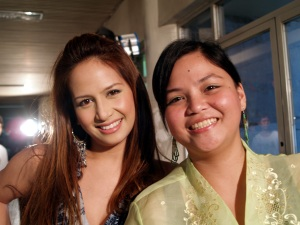 the dancer (with regine tolentino)