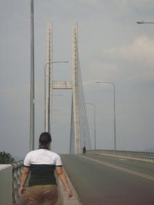 Dioasdado Macapagal Bridge at Butuan City