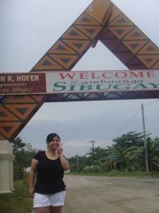 Zamboanga Sibugay-Zamboanga City boundary